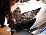 Enquête : Les Suzuki GSX-R 600 & 750 face aux visiteurs du salon ...