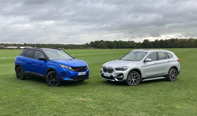 Comparatif vidéo - Peugeot 3008 VS BMW X1 : les champions du dynamisme