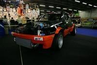205 a moteur Supra... projet presque terminé !!!