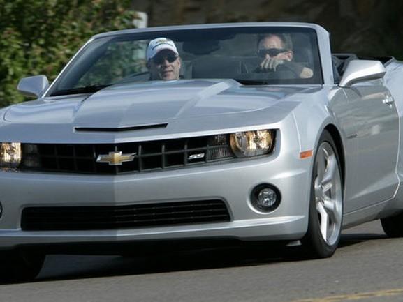 Chevrolet Camaro cabriolet : la production débute et le tarif est toujours serré