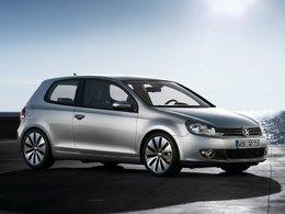 Le classement du mois de janvier des véhicules les plus vendus en Europe : la Volkswagen Golf en tête