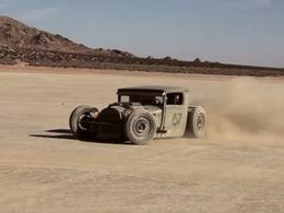 Les Hot Rods n'ont pas que des V8 américains, la preuve