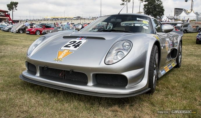 Photos du jour : Noble M12 GTO 3R (Le Mans Classic)