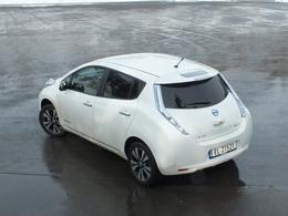 Nissan : la Leaf continue sur sa lancée, doucement