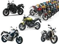 5 roadsters de 600 cm3 : motarde en vue !
