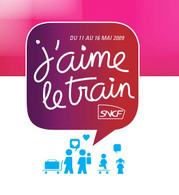 L'opération « J'aime le Train » jusqu'au 16 mai en France