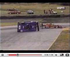 Réveil Auto - Portland, 1994 : virile passe d'arme en championnat IMSA