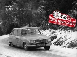 Monte-Carlo Historique 2015: 2 places de co-pilotes à gagner à bord d'une R16 officielle de Renault Classic!