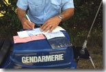 Lettre à M. le commissaire de Police du 12e arrondissement de Paris