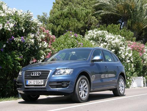 Essai vidéo - Audi Q5 : sus au X3