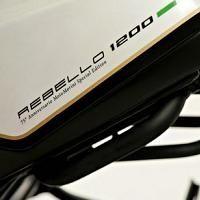 Nouveauté - Moto Morini: Voici la Rebello 1200 Giubileo