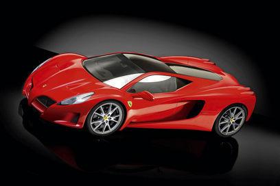 Remplaçante de la Ferrari Enzo : V8, turbos et cure d'amaigrissement au programme