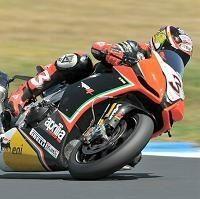 Superbike - Imola: Max Biaggi ne pouvait pas faire mieux