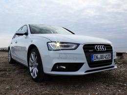 Audi rappelle 850 000 A4 à travers le monde