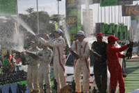 Safari Rally: Navarra s'impose