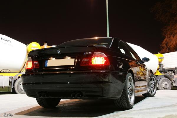 Photos du jour : BMW M3 E46