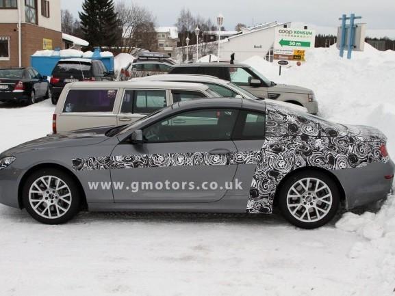 Un toit vitré panoramique pour la nouvelle BMW Serie 6 coupé