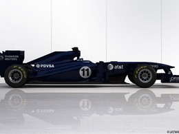 F1 - Williams présente la FW33