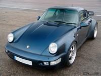 Photo du jour : Porsche Turbo 3.3l