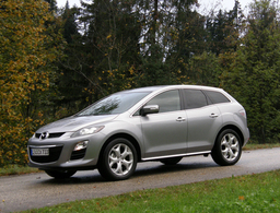 mazda cx 7 essais fiabilit avis photos prix. Black Bedroom Furniture Sets. Home Design Ideas