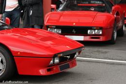 Photos du jour : Ferrai 288 GTO