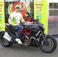 Moto GP - Ducati: Randy De Puniet ne sera pas revenu sans rien du Grand Prix de France