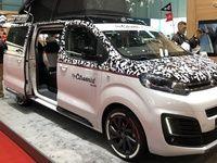 """Citroën SpaceTourer """"the Citroënist"""" concept : le van des fans - Vidéo en direct du salon de Genève 2019"""