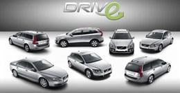 Volvo dévoile une gamme DRIVe de 7 modèles