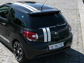 Citroën DS3 Black & Silver: 31600 francs... suisse