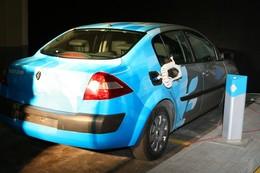 Autos électriques : la technologie d'échange de batteries