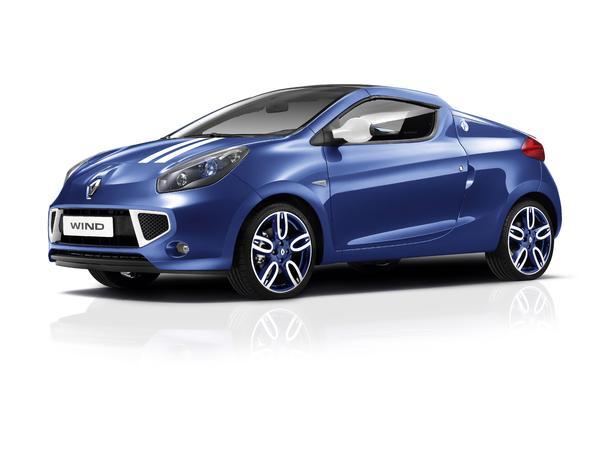 Nouvelle Renault Wind Gordini: officielle!