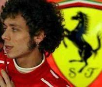 Moto GP - Rossi: Ferrari annonce qu'il fera tout ce qu'il faut pour avoir Valentino