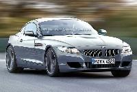 Future BMW Z4M Coupé: avec Le V8?