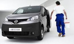 Nouveau Nissan NV200, du concept à l'utilitaire