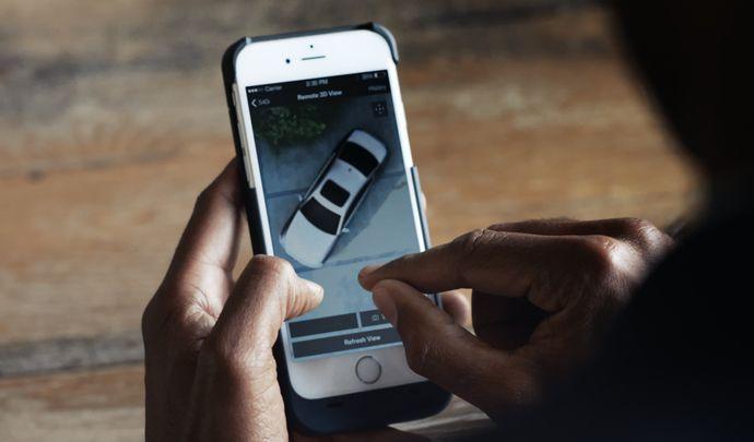 BMW : la surveillance à distance pour la nouvelle Série 5