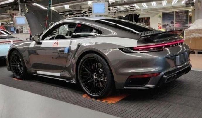 Porsche: est-ce la nouvelle 911 Turbo ?