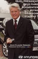 Jean Claude Debard, président...