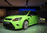 Salon de Londres: Ford Focus RS en direct
