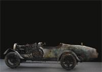 """Vente Bonhams Rétromobile 2010 : Après la Bugatti """"sortie de grange"""", voici la Bugatti """"sortie du lac""""..."""