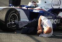 F1 - tests KERS : après le feu, la foudre !!