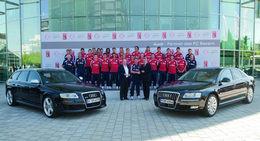 Audi achète 9,1 % du FC Bayern Munich