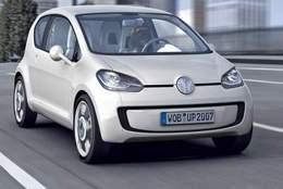 La Volkswagen Up ! électrique lancée en 2013