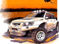 AutoRAI: Suzuki Grand Vitara Bandit Concept