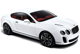 Bentley Continental Supersports: vertement allégée