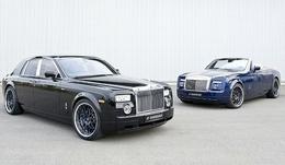 Nicolas Cage aurait acheté neuf Rolls-Royce Phantom. Et une île