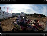 Midland façon International Six Days Enduro (vidéo)