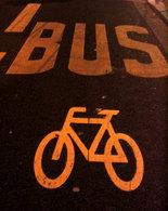 """L'exposition """"Bus et Vélo : bien rouler ensemble"""" à Paris"""