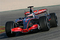 GP d'Australie : Vodafone McLaren Mercedes