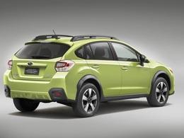 Subaru XV Hybrid : début de commercialisation au Japon