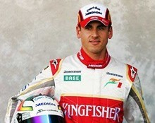 F1 - Adrian Sutil reste chez Force India
